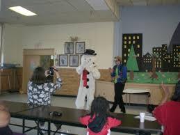 frosty snowman happy birthday show st louis mo il