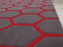 Modern Red Rug by Rugged Neat Lowes Area Rugs Modern Area Rugs On Hand Tufted Rugs