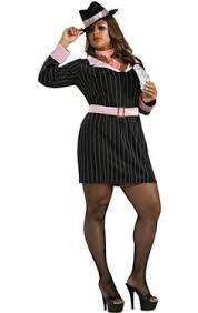 Size Halloween Costume Ideas Size Gangsta Gangster Costume Bad Girls Guns