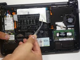 hp mini 210 repair ifixit