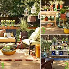 Backyard Outdoor Living Ideas Deck Decorating Ideas Outdoor Living Room Gardening Grill
