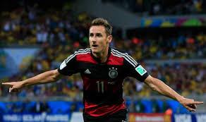 Seeking Ending Miroslav Klose A Player With A Fairytale Career Seeking A