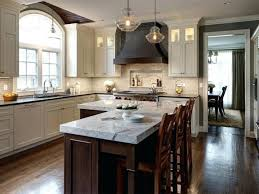 t shaped kitchen island kitchen layout rustic t shaped island with marble countertops