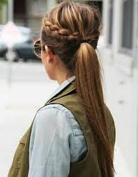 idã e coupe de cheveux mi les 25 meilleures idées de la catégorie cheveux attachés sur