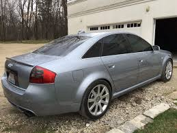 2003 audi rs6 for sale 11k mile 2003 audi rs6 for sale on bat auctions closed on