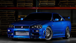 nissan r34 paul walker nissan skyline wallpaper hd 73 images