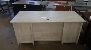Sauder Edge Water Desk With Hutch by Sauder Outlet Edge Water Executive Desk 29 3 8