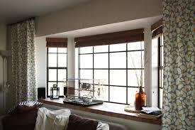 Kitchen Bay Window Treatments Beautiful Small Bay Window Treatment Ideas Small Bay Window For