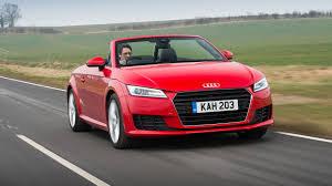 used audi tt cars for sale on auto trader uk