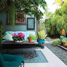 best landscape design ideas for small backyards contemporary