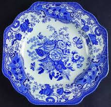 spode blue room garden collection white background at