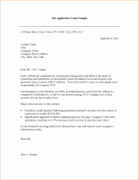 simple cover letter 24 lovely simple cover letter for application document