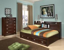 Classic Kids Bedroom Design Classic Kids Park City Bookcase Storage Lounge Bedroom Set
