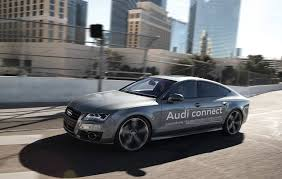 audi a7 self driving verizon invests in start up company focused on self driving cars