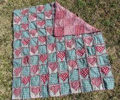72 best rag quilts images on pinterest patchwork quilting