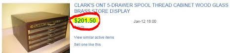 Glass Display Cabinet Craigslist Pricing Your Items For Ebay Vs Craigslist U2013 Get Real Roanoke