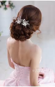 wedding hair pins kassandra gold wedding hair accessories flower bridal hair