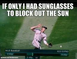Hunter Pence Memes - hunter pence sunglasses larry brown sports