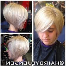 easy bob hairstyles photo gallery of inverted bob hairstyles for fine hair viewing 12