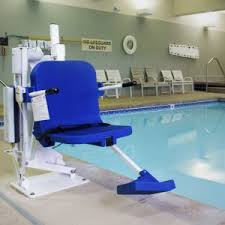 Motorized Pool Chair Pool Lifts Archives Access Able Designs Inc