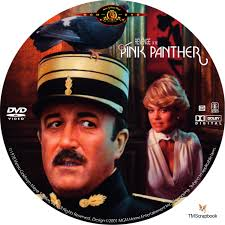 the pink panther revenge of the pink panther dvd labels 1978 r1 custom