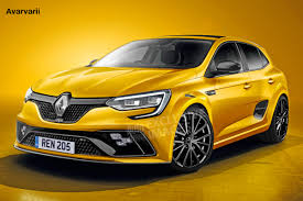 new renault megane rs 2017 renaultsport hatch turns up heat with