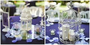 non floral centerpieces on onewed