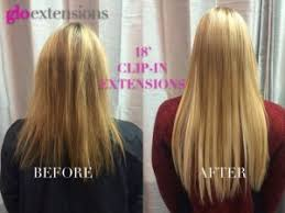 18 inch hair extensions before and after clip in hair extensions denver before and after pictures