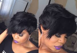 quick weave short hairstyles fade haircut