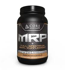 core nutritionals mrp full spectrum meal replacement shake 4wn