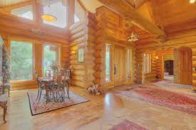 interior design creative interior of log homes on a budget