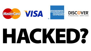 every major credit card provider is potentially hacked right now
