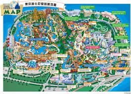 Dvc Map Tokyo Disney Resort Ticket Promotion Jpg 2957 2127 Map Pinterest