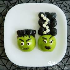 Easy Healthy Halloween Snack Ideas Cute Halloween Fruit And 41 Best Healthy Halloween Alternatives Images On Pinterest