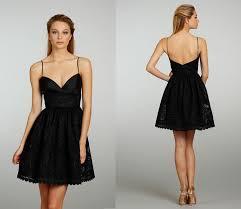 lazaro bridesmaid dresses top 10 black bridesmaid dresses jlm couture
