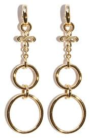girl earrings the it girl multi hoop earring steve sasco design