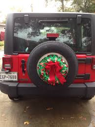 jeep christmas awesome 20 jeep decorated for christmas ideas we otomotive info