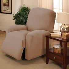 Lazy Boy Sofa Slipcovers by Decorating Comfortable Cream Slipcovers For Recliners For Elegant