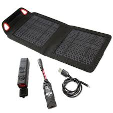 amazon com noco xgrid xgs4usb 4w portable solar panel and usb kit