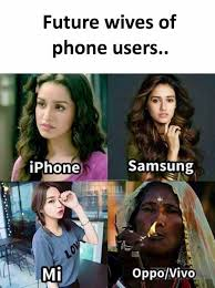 Samsung Meme - dopl3r com memes future wives of phone users iphone samsung