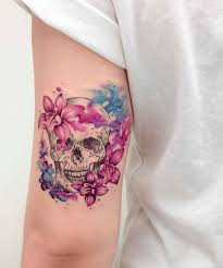 best 25 skull tattoos ideas on pinterest sugar skull