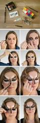 an owl makeup tutorial for halloween