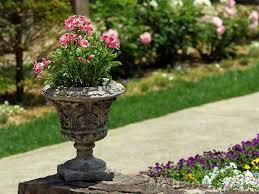 garden flower pot tranquil japanese garden wallpaper 6 wallcoo net
