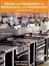 design and equipment for restaurants and foodservice dishwasher