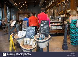 coffee shop in new york queuing in starbucks coffee shop in new york movement in all the