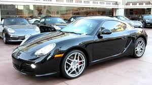 porsche cayman s 2010 for sale 2009 porsche cayman s pdk black on black now available for sale in