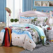 Tropical Bedding Sets Album Of Beach Themed Comforter Sets Arpandeb Intended For Amazing