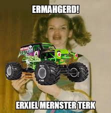 Rc Car Meme - axial racing smt10 grave digger monster jam truck rc driver