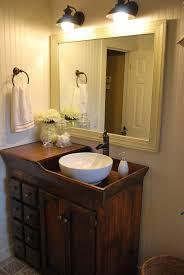 Rustic Bathroom Decor Ideas - clever rustic bathroom decor stylish decoration 31 best rustic