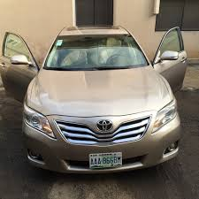 toyota camry xle for sale registered 2007 toyota camry xle for sale autos nigeria